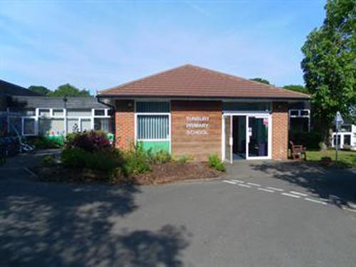 Tunbury Primary School in Kent