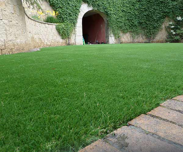 How artificial grass is made