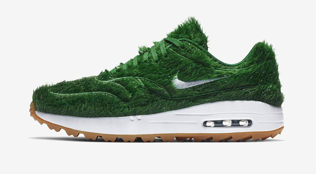 Artificial Grass Golf Shoe