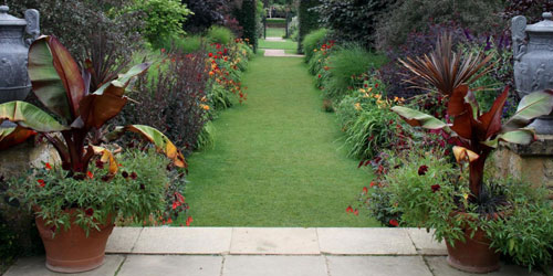 Low maintenance garden ideas perfect grass ltd for Simple low maintenance gardens