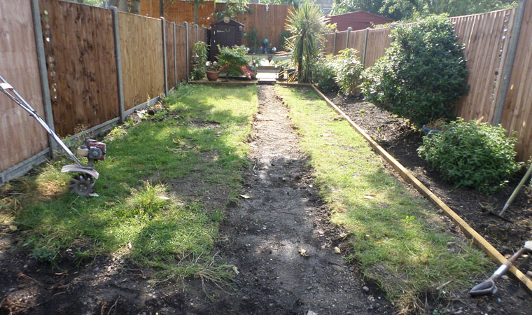 Garden Lawn in Catford