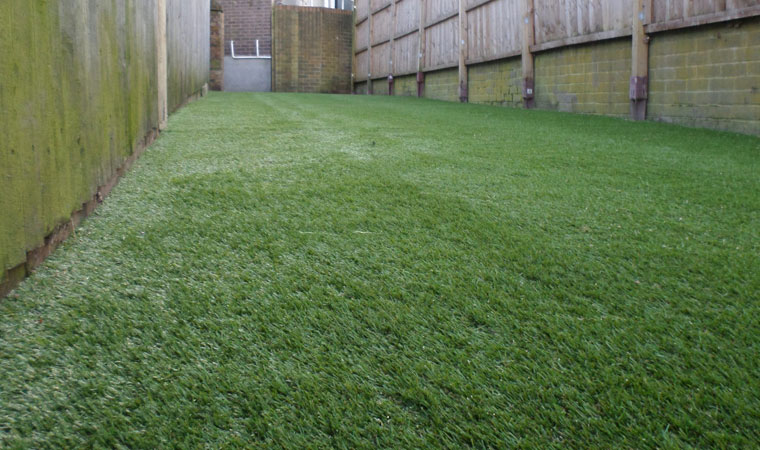 Artificial Grass Lawn in Woolwich
