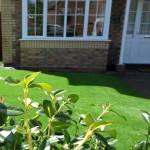 Basildon Front Garden