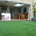 Battersea Back Garden Lawn