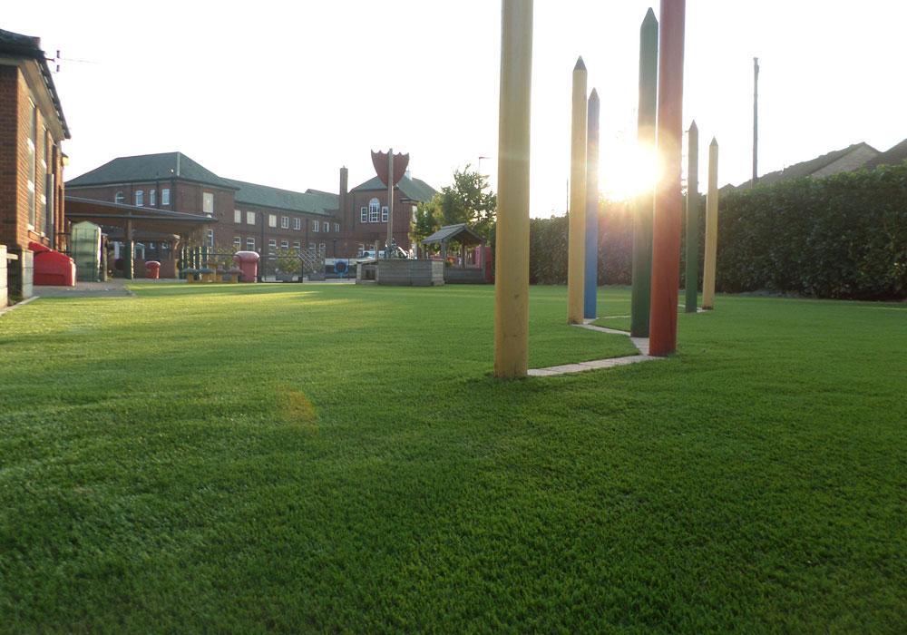 School Play Area