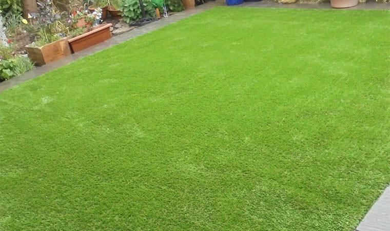 Garden Lawn in Belvedere After