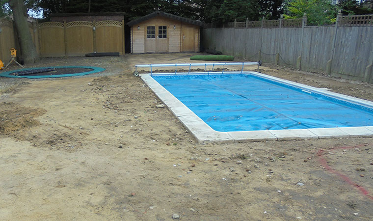 swimming pool grass in sidcup | perfect grass ltd