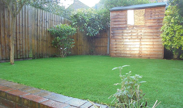 artificial grass sydenham after