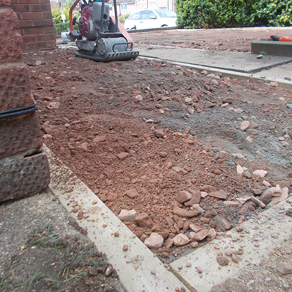 Improving groundworks