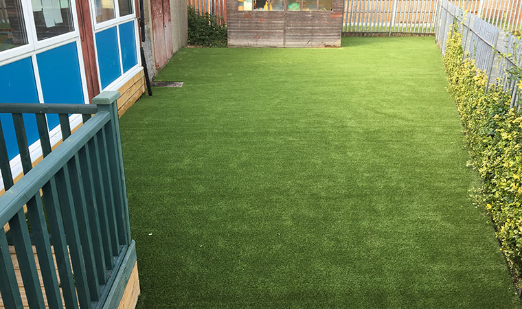 Artificial Grass in Rainham
