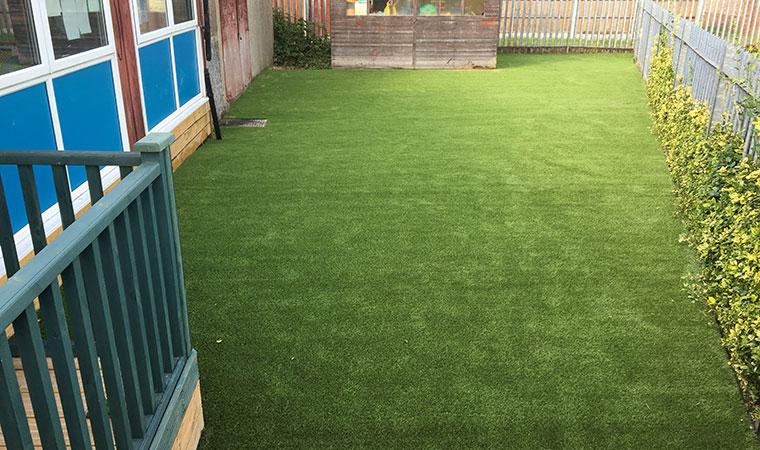 Artificial Grass in Rainham