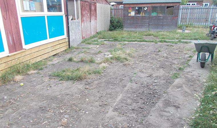Pre School Groundworks