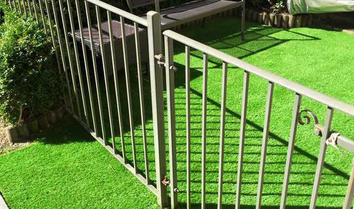 Fitted artificial grass in Westerham