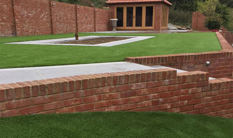 Recommended artificial grass installer