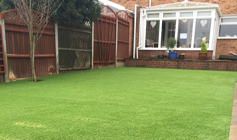Artificial grass Bearsted