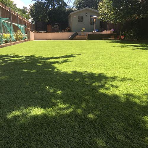 Artifical grass in hartley