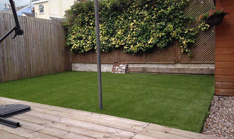 Fitted artificial grass in Tunbridge Wells