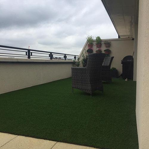 Artificial grass parsons green