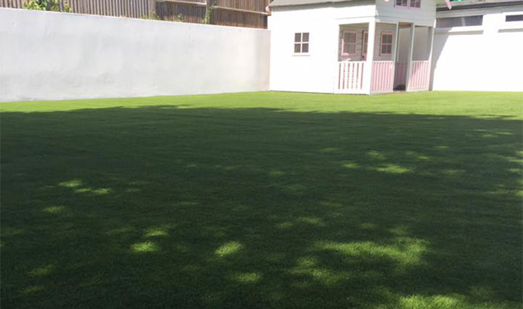 Installed artificial grass in Bickley