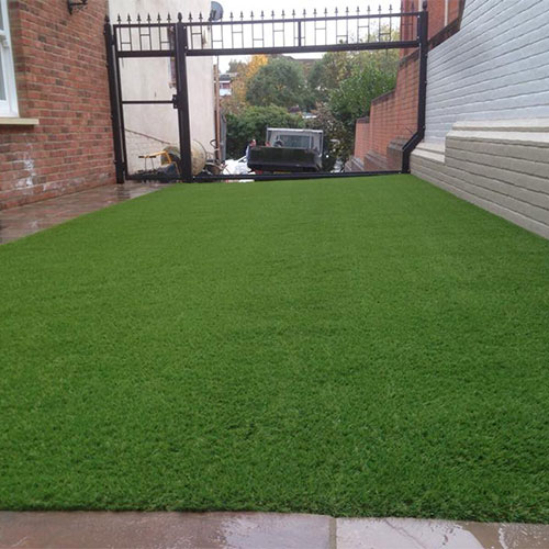 Completed lawn brentwood