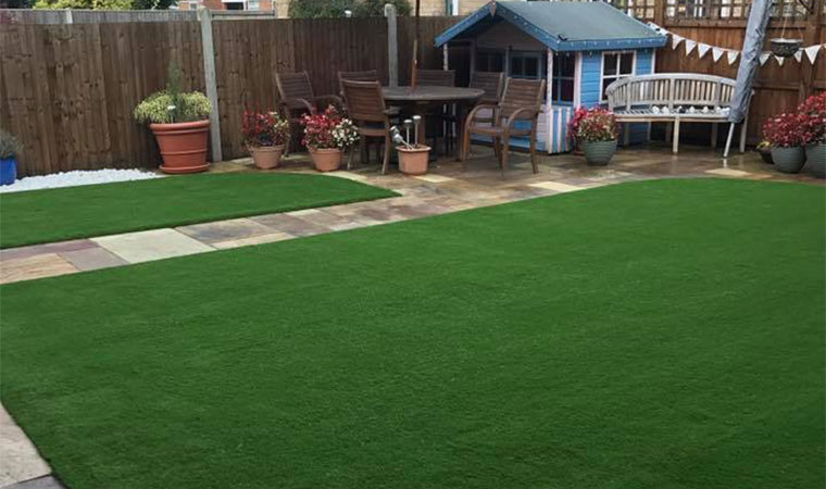 Low maintenance garden Paddock Wood
