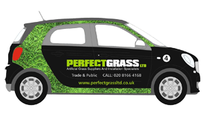 Perfect Grass Quote Car