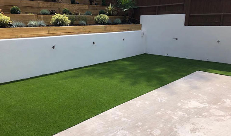 Artificial grass installed Whyteleafe