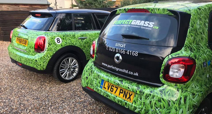 Artificial grass mini launched