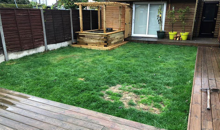 Real grass Rainham
