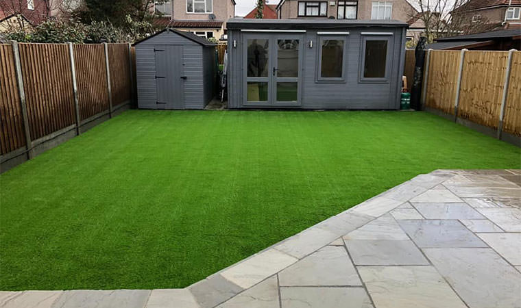Rectory grass fitted Welling