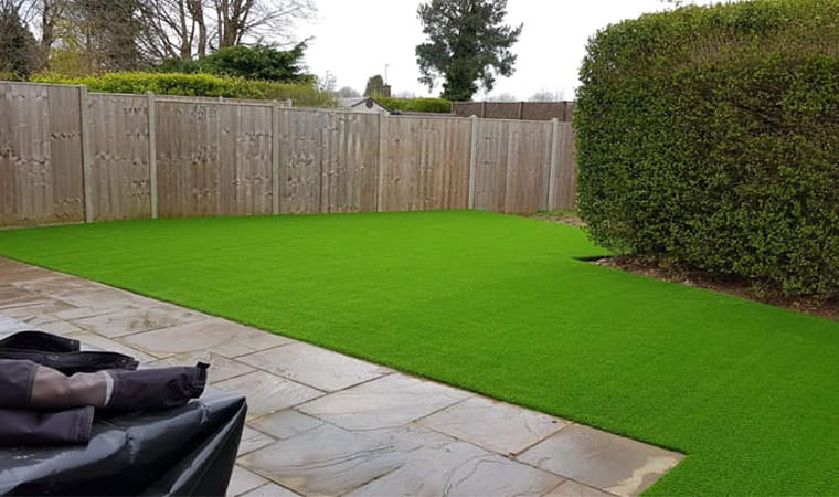 Artificial grass fitted Warlingham