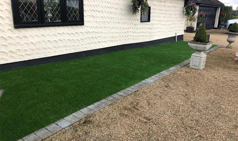 Great result artificial grass Wilmington