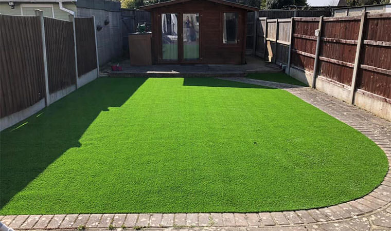 Transformed Sidcup lawn