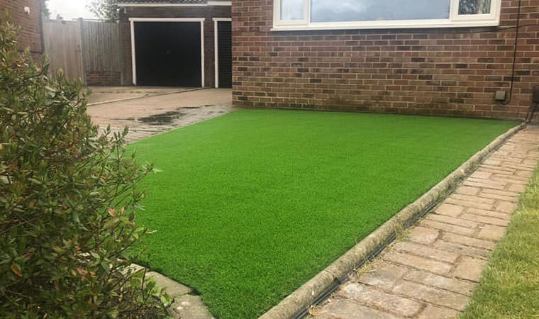 Clean lawn Sidcup