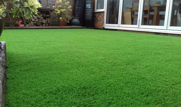 Sevenoaks garden completed