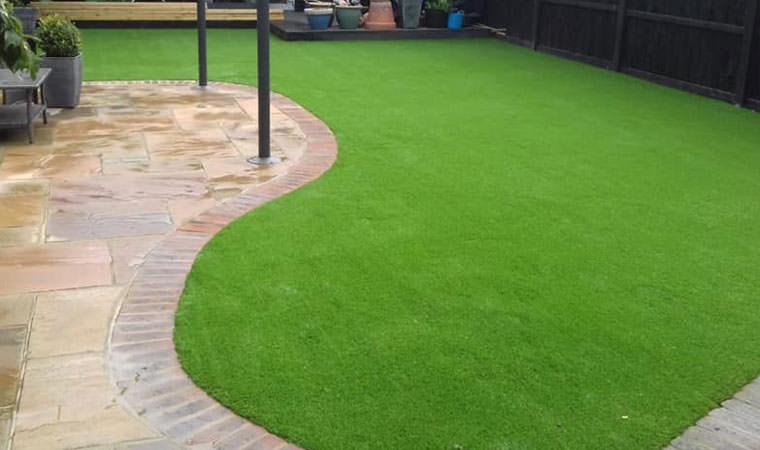 Artificial grass Welling