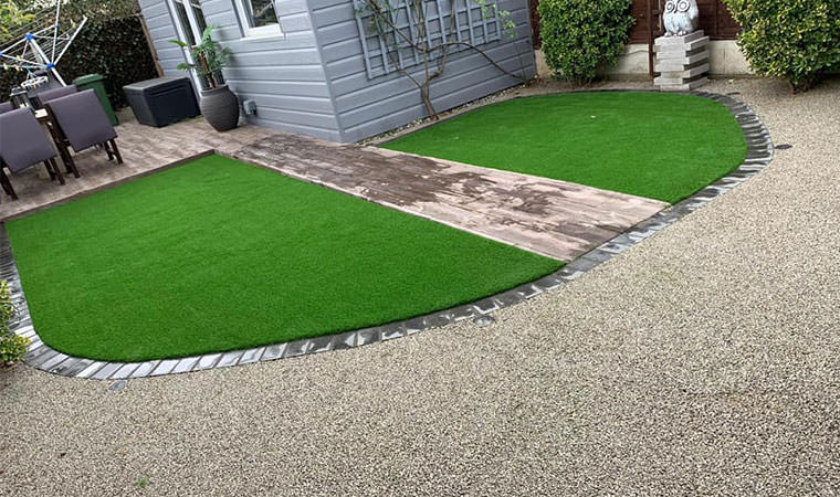 Artificial grass fitted Rainham