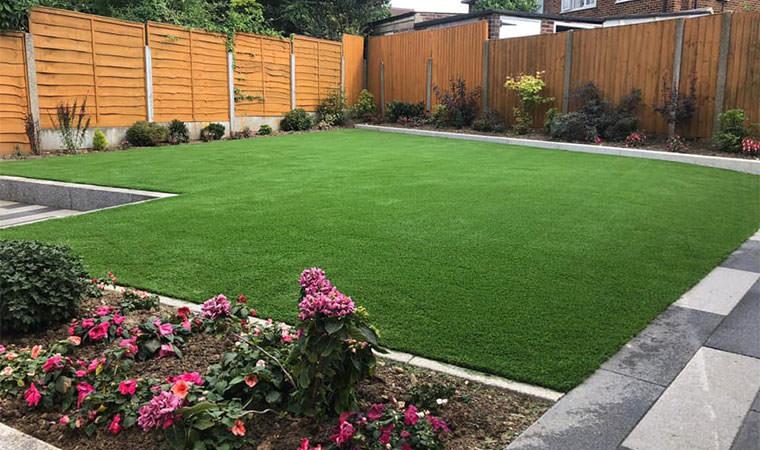 Show garden look
