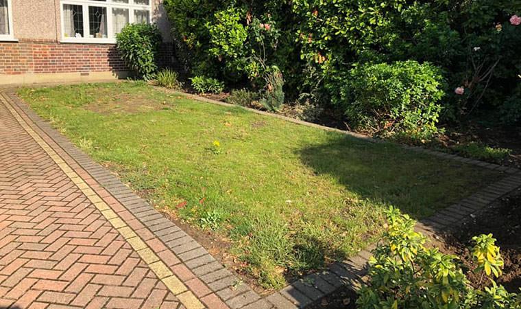 Original lawn Bexleyheath