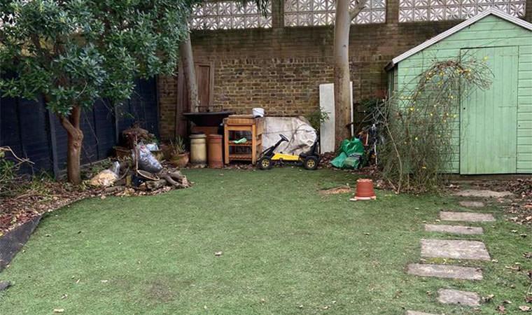 Lawn in Clapham