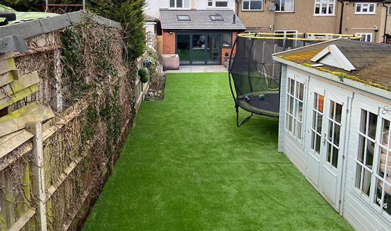 Beautiful new lawn West Wickham