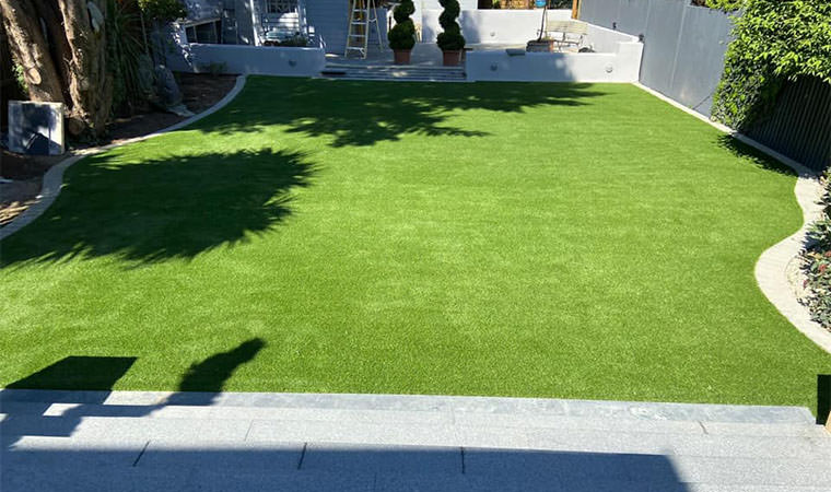 Artificial grass installed by perfect grass