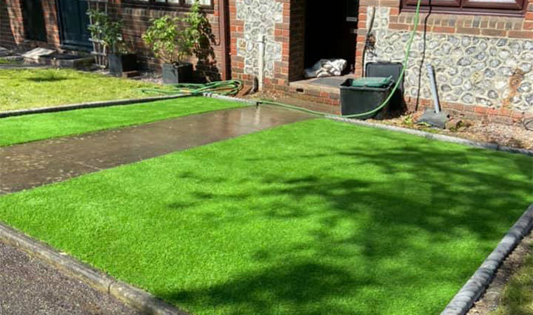 Artificial grass St Pauls Cray