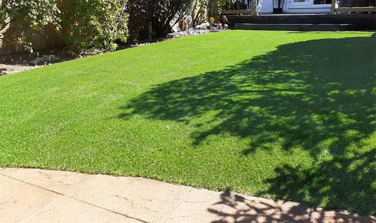 Artificial garden lawn Beckenham