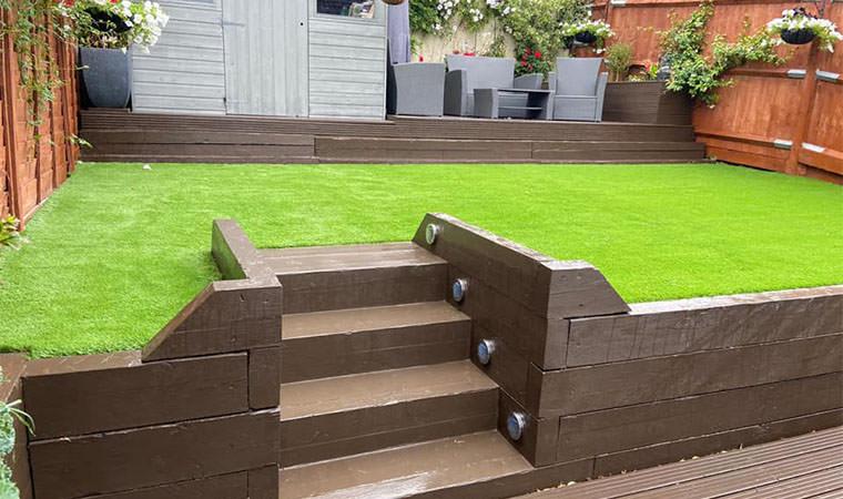 Crayford lawn Rectory Grass