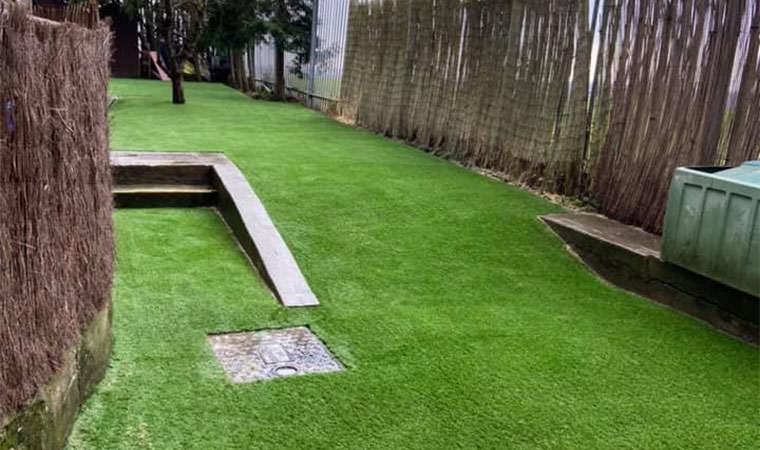 Preschool artificial grass