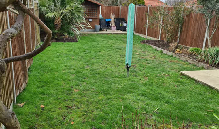 Multi level garden