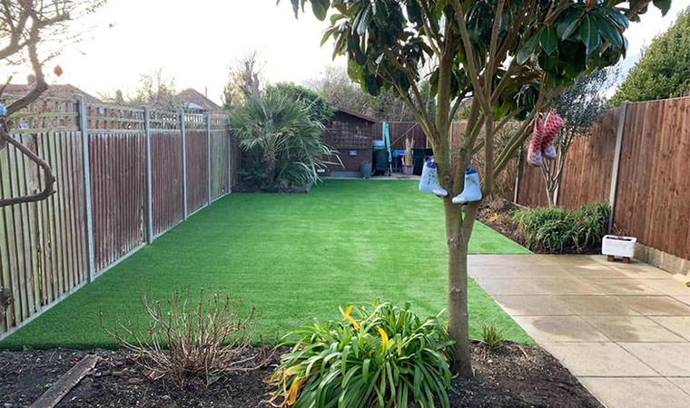 One level garden Bexleyheath