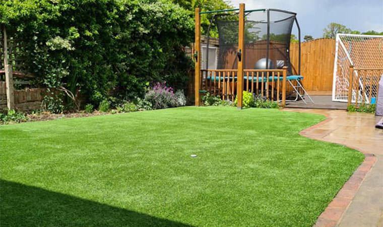 Artificial grass lawn Wilmington