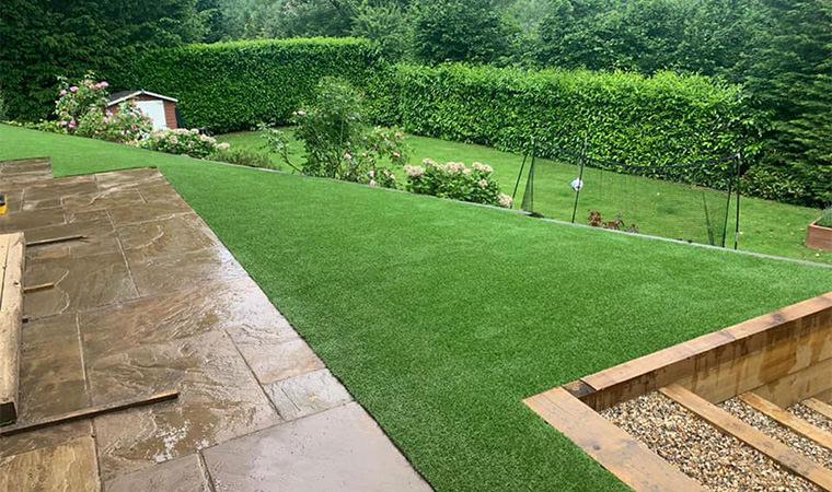 Dog lawn fitted Sevenoaks